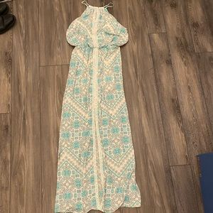 Guess maxi dress sz S